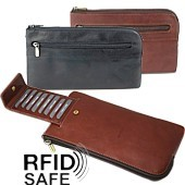 Bild von Travel Wallet, Brieftasche RFID safe Tony Perotti