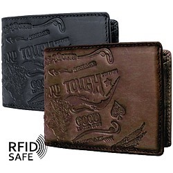 Bild von Portemonnaie quer RFID safe Rough & Tough Jockey Club