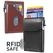 Bild von FURBO Single Coin Kartenetui RFID safe Tony Perotti